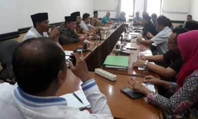 Dari 60 pabrik, 5 pabrik Dicap Cemari Sungai, Dewan Pasuruan Hearing Bersama OPD dan Warga