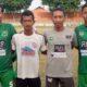3 pemain baru Persekabpas bersama The Mac Pelatih Kepala Persekabpas