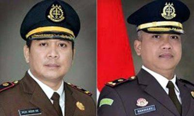Tongkat Komando Kejari Kabupaten Pasuruan Resmi Berpindah Tangan