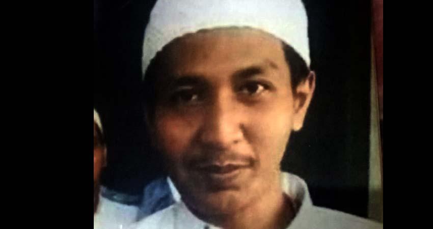 Yunus Bin Soleh. (ist)