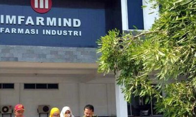 Sidak Pabrik Cek IPAL, Dewan Kabupaten Pasuruan Dilecehkan PT Imfarmind