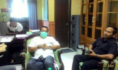 Fraksi HNP DPRD Kota Pasuruan, Inisiasi Tanggulangi Dampak Corona