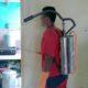 Swadaya Mandiri, RT 02 Pogar Bangil, Semprot Disinfektan 106 Rumah