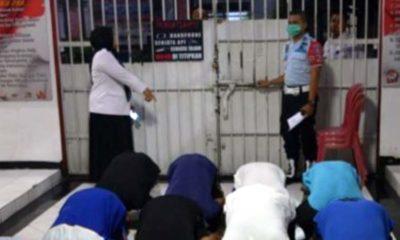 Berkah Corona, 52 Warga Binaan Rutan Bangil Dapat Asimilasi