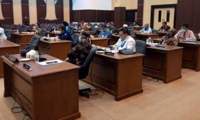 Pansus Corona DPRD Kabupaten Pasuruan, Hearing Bersama Lembaga Perbankan