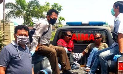 Curi Seng, Maling Asal Surabaya dan Sidoarjo Babal Belur di Pasuruan