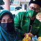 Anisah Foundation Sebar 10 Ton Paket Sembako