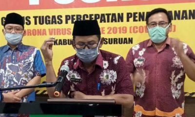 Pulang dari Brunei dan Jakarta, 2 PDP Prigen Positif Covid-19