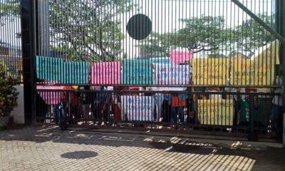 Merasa Ketakutan Sebagai Saksi TPPU, Warga Demo Kantor Kejari Kabupaten Pasuruan