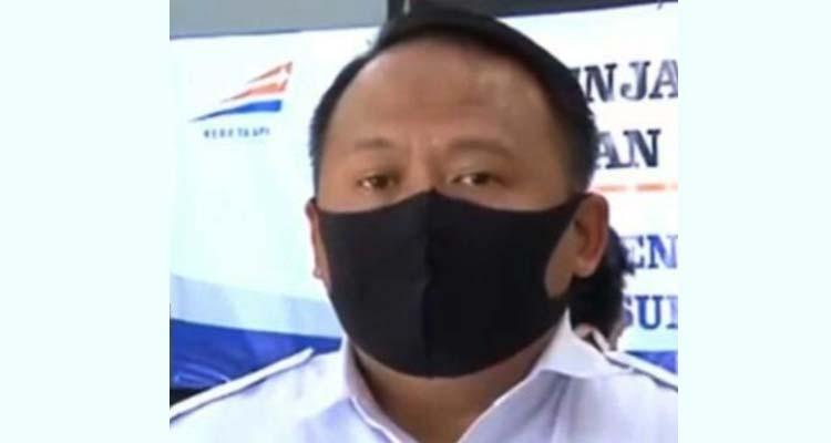 Suprapto Manager Humas PT KAI Daops 8 Surabaya. (ist)