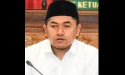 Ketua DPRD Kota Pasuruan Ismail Marzuki Hasan (foto dok sebelum masa pandemi covid-19)