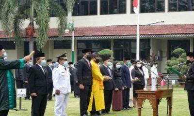 Bupati Pasuruan Lantik 136 Pejabat Administrator dan Pejabat Pengawas